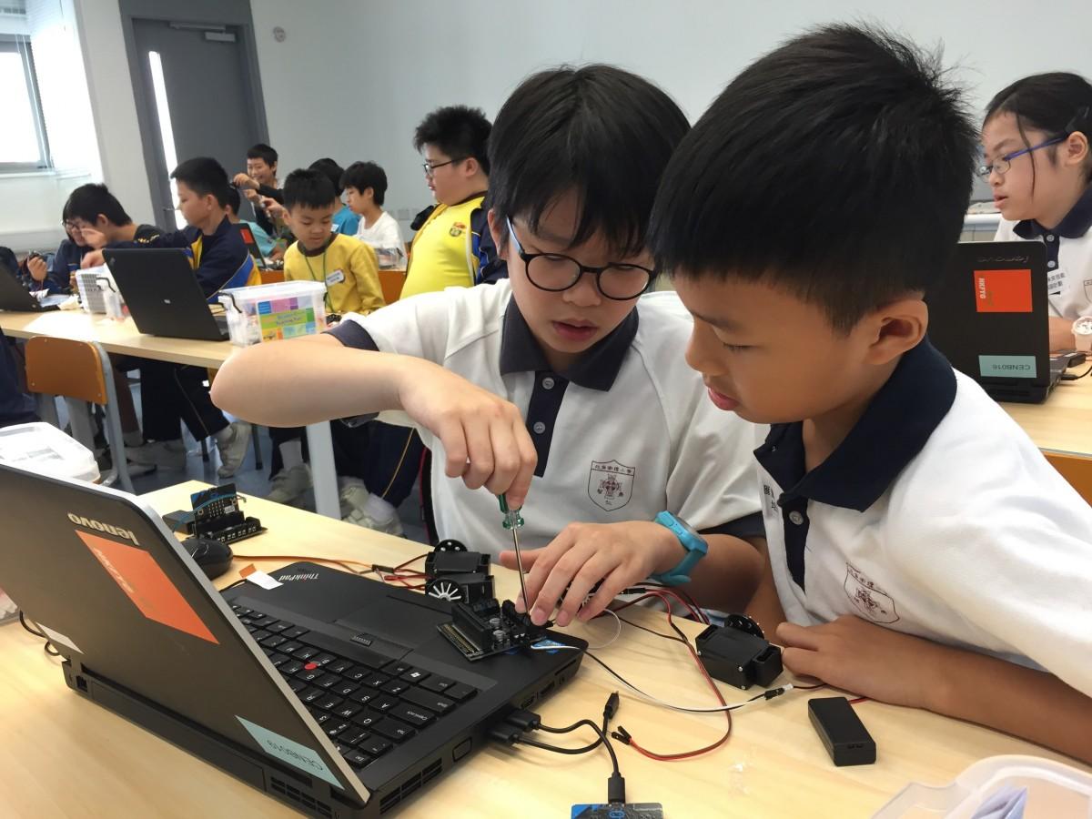 HKFYG Workshop_Coding Smart Device